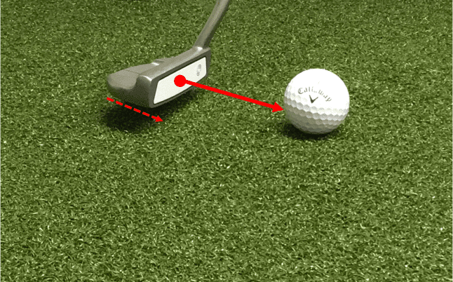 P2 Putting Tips : Found The Sweetspot!